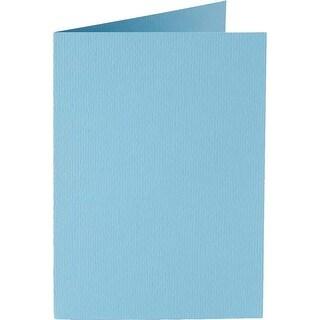 Light Blue - Papicolor A6 Folded Cards 50/Pkg