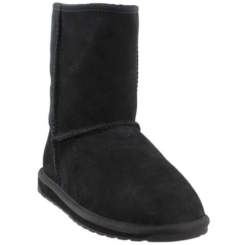 Emu Australia Womens Australia Stinger Lo Casual Booties Shoes