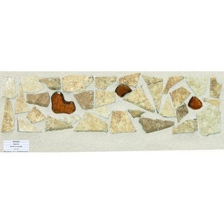 Mohawk Industries 15125 13 Inch Universal Ceramic Tile Decorative Accent