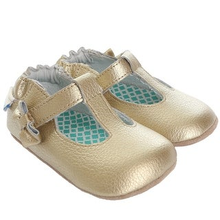 Robeez Baby Girl Glamour Grace Mary Jane Flats - 6.0 M 18-24 Months