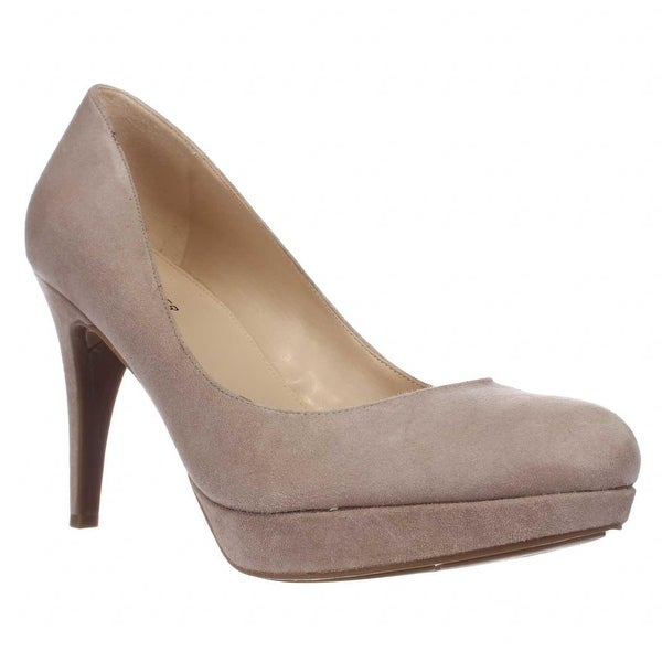 Marc Fisher Sydney8 Platform Pumps, Medium Natural - 10 us
