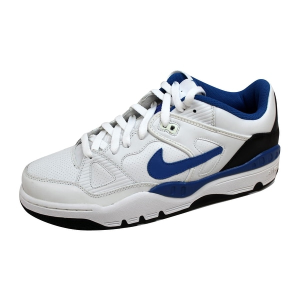 Nike Men's Air Force III 3 Low White/Varsity Royal-Black 313640-141