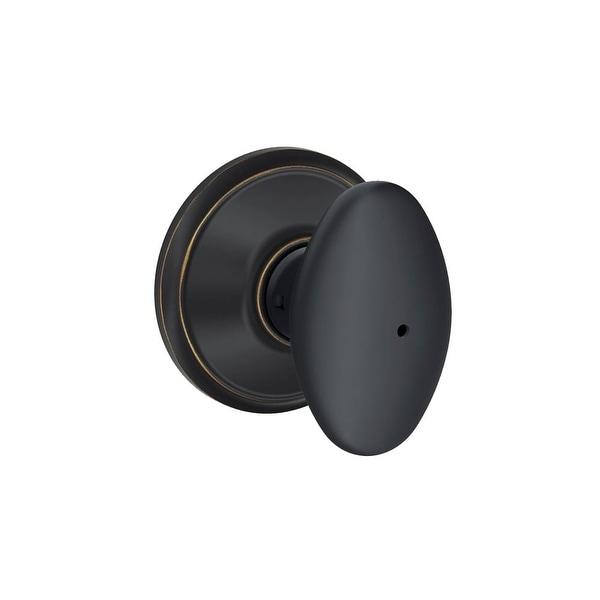 Schlage F40-SIE Siena Privacy Door Knob Set