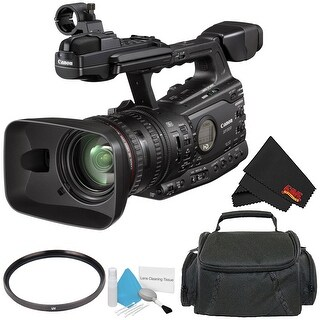 Canon XF300 High Definition Professional Camcorder Bundle