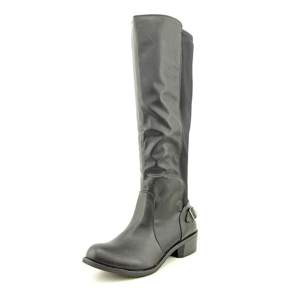 Style & Co Jayden Women Black Boots