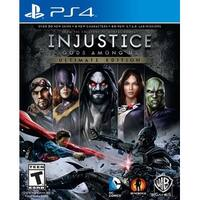 Injustice Ultimate Edition - PlayStation 4