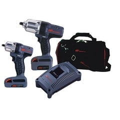 Ingersoll Rand Co Iqv20 201 Automotive Impact Wrench Combo Kit Free Shipping Today 21634504