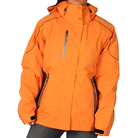 Elevate Ladies Teton 3-In-1 Winter Parka