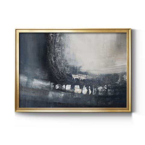 Beyond Shadows I Premium Framed Canvas - Ready to Hang