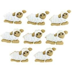 Tiny Sheep - Dress It Up Embellishments