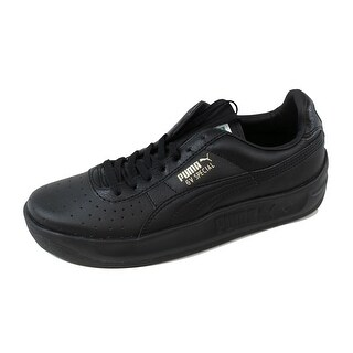 Puma Grade-School GV Special Jr Black/Black-Metallic Gold 344765 01