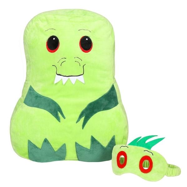 Shop Comfort Companion Snuggly Dinosaur Pet Pillow Stuffed Animal
