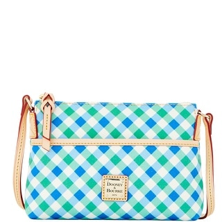 Dooney & Bourke Elsie Collection Ginger Crossbody (Introduced by Dooney & Bourke at $128 in Apr 2016) - Blue Green