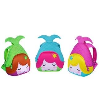 Kiddi Choice Nohoo Nh046 Neoprene Mermaid Small Backpack Toddler Kids