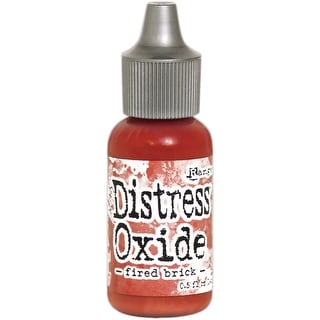 Tim Holtz Distress Oxides Reinkers-Fired Brick