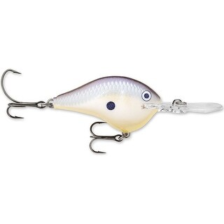 Rapala Dives-To 16 Fishing Lure - yellow perch
