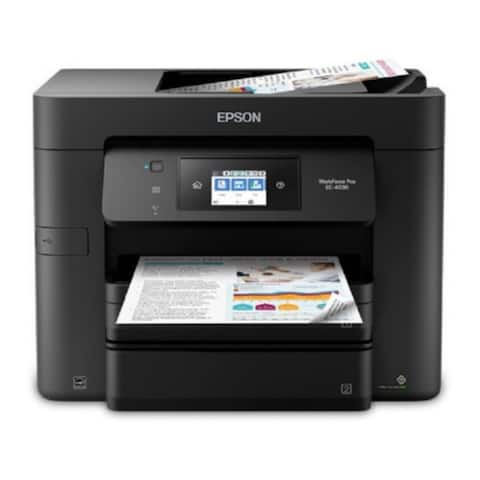 Epson WorkForce Pro EC-4030 Inkjet Multifunction Printer
