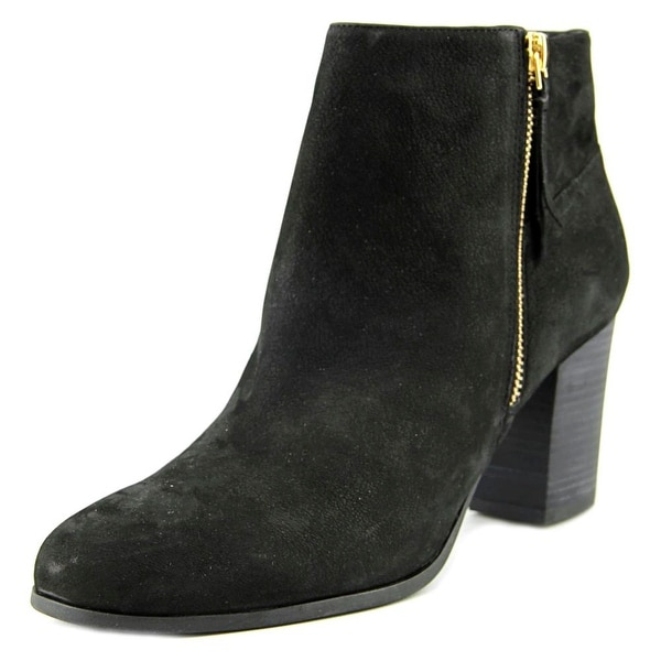Cole Haan Davenport Bootie Women Round Toe Leather Ankle Boot