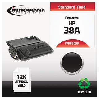 Innovera Remanufactured Q1338A 38A Toner Black Toner Catridge - Black|https://ak1.ostkcdn.com/images/products/is/images/direct/5d266491dcbacf91e826bf702e0f0e1f50ce1634/Innovera-Remanufactured-Q1338A-38A-Toner-Black-Toner-Catridge---Black.jpg?impolicy=medium