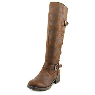 Style & Co Gayge Women Chocolate Boots