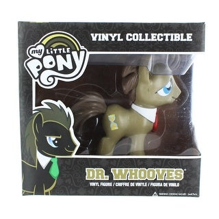 "My Little Pony Funko 5"" Vinyl Figure: Dr. Whooves (Red Tie Variant) - multi"