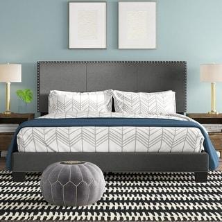 Royale Upholstered Bed