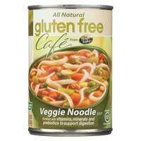 Gluten Free Café Noodle Soup - Veggie - Case of 12 - 15 oz.