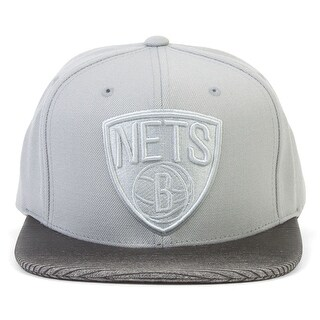 Mitchell & Ness Brooklyn Nets Finished Goods Cap