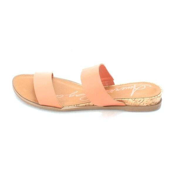 American Rag Womens Easten Open Toe Casual Slide Sandals