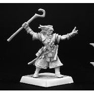 Reaper Ezren, Iconic Male Human Wizard #60002 Pathfinder Miniatures  Unpainted