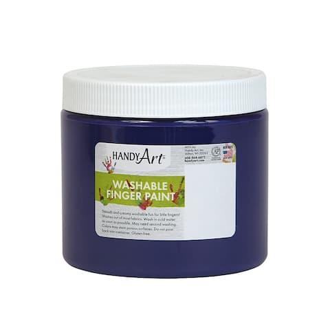 Handy art handy art violet 16oz washable 241040
