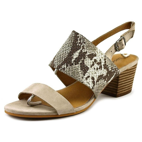 Lucky Brand Womens Gewel Open Toe Casual Ankle Strap Sandals