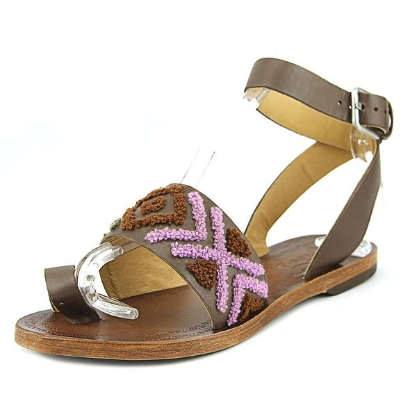 Free People Torrence Mauve Sandals