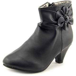 Josmo 19390 Youth Round Toe Synthetic Bootie