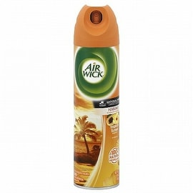 Air Wick Aerosol Spray Air Freshener, Tropical Sunset 8 oz