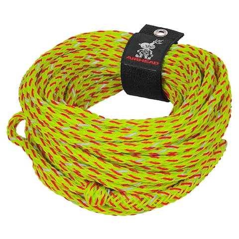 Airhead sports group airhead safety tube rope 1-2 rider - 60' ahtr-02s
