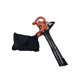 Black & Decker BV5600 High Performance Blower Vacuum, 250 Mph