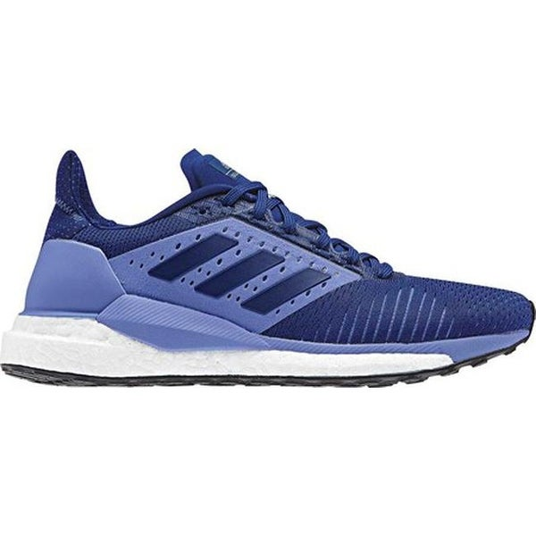 59219bdfb7df1 Shop adidas Women s Solar Glide ST Running Shoe Mystery Ink Mystery Ink  Lilac - Free Shipping Today - Overstock - 25558716