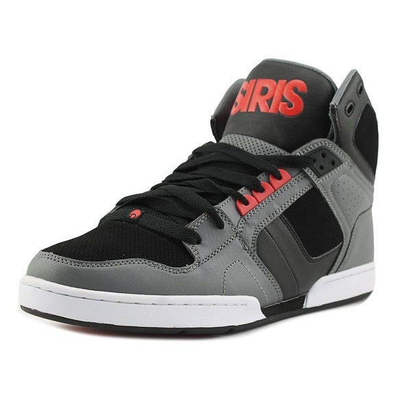 Osiris NYC 83 Men Round Toe Synthetic Gray Skate Shoe