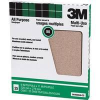 3M 80D Production Sandpaper 99405NA Unit: BOX
