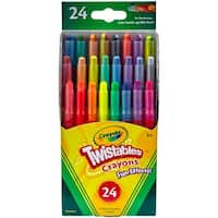 Crayola Twistables Fun Effects! Crayons