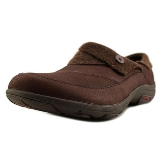 Merrell Dassie Fold Moc Round Toe Leather Loafer