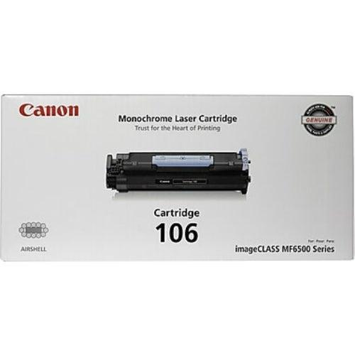 Canon 106 B Toner Cartridge B/W CRG106