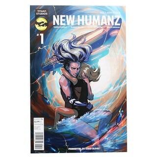 New Humanz #1 Comic Book - multi