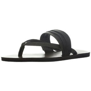 OTBT Womens Crestview Leather Flip Flop Thong Sandals
