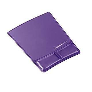 Mousepad Wrist Support Purple