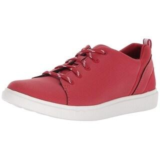 CLARKS Women's Step Verve Lo. Sneaker - 7.5