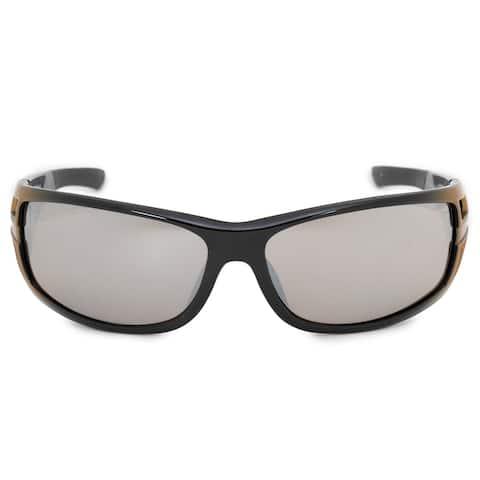 Harley Davidson Rectangle Sunglasses HDS0615 BKGLD 1F 65 - 65mm x 15mm x 115mm