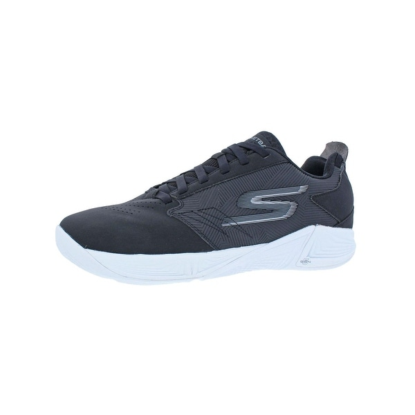 b962d976f06e Skechers Torch LT Men  x27 s Synthetic Low Top Basketball Shoes Black Size  8.5