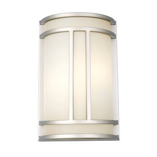 Design House 517706 Easton 2 Light Ambient Lighting Wall Sconce